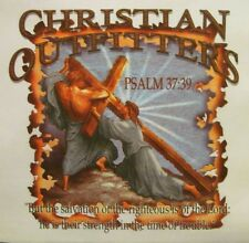 CHRISTIANS OUTFITTERS BUT THE SALVATION... INSPIRATIONAL JESUS SHIRT #1168