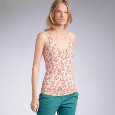 LADIES FLORAL PRINT VEST TOP IN SIZE  22-24 FROM LA REDOUTE BNIP