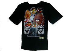 BNWT ANGRY BIRDS STAR WARS TOP T SHIRT 4,5,6,7,8,10,11 YRS