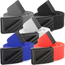 Adidas Golf 2014 Mens Webbing Belt - One Size - Cut to Length