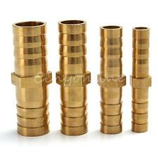 Brass hose tail connectors repairers pipe tube fuel water fluids air hose repair