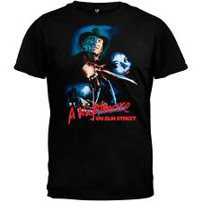 A Nightmare On Elm Street - Full Color Poster Men's T-Shirt