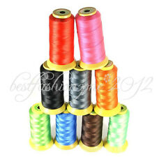 210D/3 Nylon Sewing Thread Wire for Upholstery Leather Canvas Outdoor Seats Bag