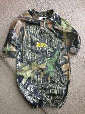 Personalized Camo Camouflage Gown Sack Type Sleeper Baby Infant Newborn Boy/Girl