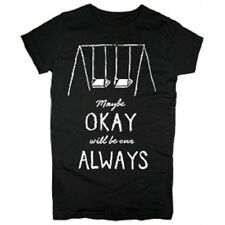The Fault In Our Stars - Maybe Okay Will Be Our Always Juniors T-Shirt