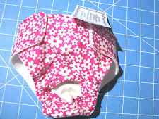 Female Doggie Diapers - Pretty Posies -  Hand Made in the USA