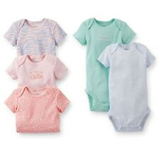 New Carter's 5 Pack Bodysuits Daddy's Princess NWT Size NB 3 6 9m 12m 18m 24m