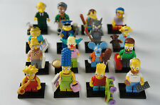 71005 Lego Minifiguren The Simpsons aussuchen aus allen 16 Figuren Serie 1 Neu
