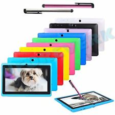 "HD 7"" 16GB Google Android 4.4 Tablet 1.5GHz Quad Core / Camera  A33 WIFI PC MID"