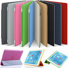Ultra Thin Magnetic Smart Case & Back Cover for iPad Air iPad 2/3/4 iPad Mini 2