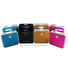 5600mAh 7800mAh Portable Rechargeable Power Bank Battery Charger for USB Devices