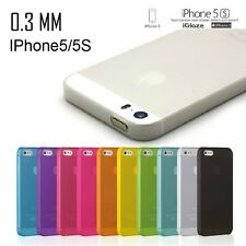 ultra thin cover case for iphone 5 5S with free screen protector for iphone 5/5S