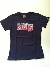 New Official SBK Women Navy Shirt