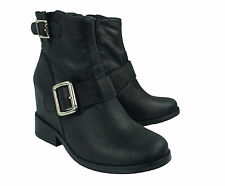 Stivaletto Ankle Boots Jeffrey Campbell Pelle Leather Colore Nero Black