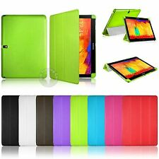 "Ultra Slim Book Case Cover Skin StandView For Samsung Galaxy Tab Pro 10.1"" T520"