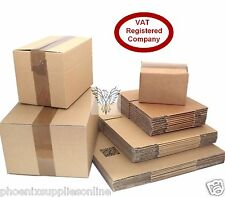 Quality New Cardboard Boxes Postal Packing, Single & Double Wall, recycled paper