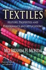 NEW Textiles by Mondal I.H. Hardcover Book (English) Free Shipping