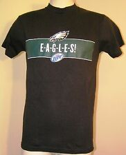 MILLER Lite Beer & NFL Philadelphia Eagles Football  T Shirt Small & XL NEW
