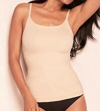 NEW Womens SWEET NOTHINGS MAIDENFORM Nude Camisole Shapewear Firm Control Top