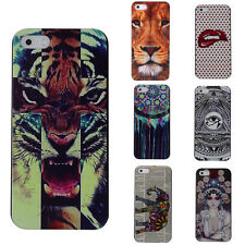 CHEAP SALE Hard Snap Skin Phone Back Case Cover Protector For Apple iPhone 5 5S