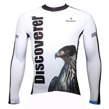 Paladin Sports Outdoor Cycling Long Sleeve Quick Dry Jersey Breathable Clothing