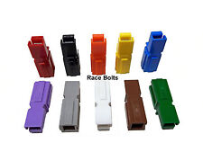 10 x 15 AMP TORBERRY ANDERSON POWERPOLE ELECTRICAL CONNECTORS - ALL COLOURS