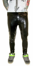 MENS ULTRA SHINY CAL SURF GLOSSY WET LOOK LEG WEAR XS S M L XL 2XL 3XL 4XL 5XL