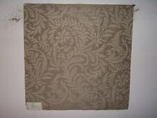 Lee Jofa fabric remnant for crafts floral novelty Sedgewick Embroidered Brocade