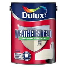 Dulux Weathershield Smooth Masonry 250ml *TESTERS POTS* ALL 16 COLOURS
