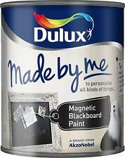 Dulux Made By Me Blackboard Paint / Magnetic Paint 250ml / 750ml