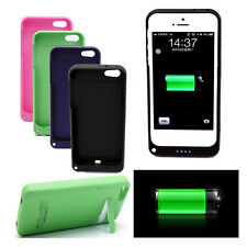 New 2200mAh  External Battery Backup Charger Case Power Bank for iPhone 5 5S