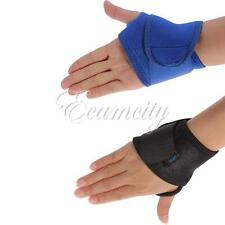 NEW Universal Palm Wrist Thumb Hand Wrap Glove Sport Support Brace Gym Protector