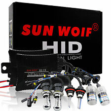 55W HID Conversion Kit Xenon light H1 H3 H4 H7 H11 9003 9006 9007 Hi-Low 6000K