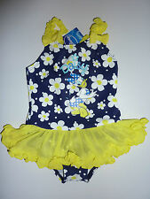 DISNEY So Cute DAISY DUCK Swimming Costume NWT