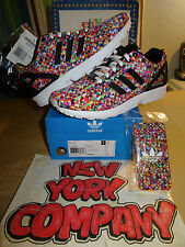 "Adidas Originals ZX Flux Torsion ""Prism"" geometric multicolor multi-color y-3 y3"