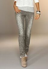 Stretch-Jeans-Hose, Laura Scott. Grau. K-Gr. NEU!!! %%% SALE%%%