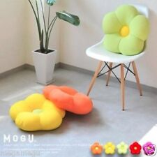 New MOGU Flower Cushion Fluffy 5 colors From JAPAN