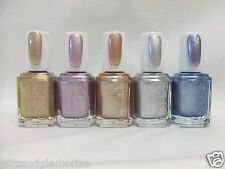 ESSIE Nail Polish Color Lacquer Mirror Metallics Choose One Bottle .46oz/13.5ml