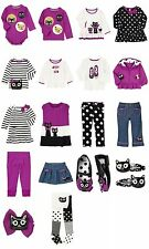 NWT Girls Gymboree PURRFECTLY FABULOUS SET 6-12-18-24 2T 3T 4T 5T Kitty Cat