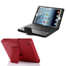 Wireless Removable Bluetooth keyboard Stand Folio Case For iPad Air 5 5th 9.7''