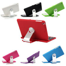 For iPad Mini Cover Case with Swivel Rotary Stand Bluetooth Wireless Keyboard