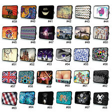"""Cute 13"""" Neoprene Laptop Soft  Sleeve Case Cover Bag For Macbook Pro / Air Dell"""