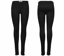 ONLY Damen Jeans Leggings ROYAL REG SKINNY PIM 600 black schwarz soft ultimate
