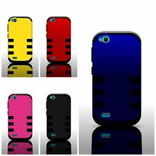 Heavy Duty Snap On  Stylish Armor Phone Cover Case for BLU Life Play