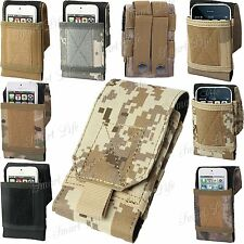 Army Universal Camo Bag Belt Loop Hook Case Cover Pouch Holster 4 Nokia Motorola