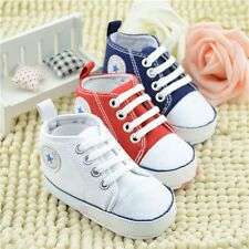 Fashion Newborn Boy Girl Crib Soft Bottom Antiskid Toddler Baby Toddlers Shoes I