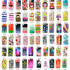 Hot Sale 60 styles Cartoon Soft TPU Gel Rubber Case Cover Skin For iPhone 4 4S