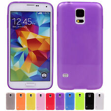 FINAL CHEAP SALE 10 Color Phone Case Skins Fit Cover For Samsung Galaxy S5 i9600