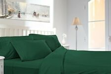1800 Premier Deep Pocket Bed Sheet Set - Available in 8 Sizes and 21 Colors