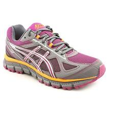 Asics Gel-Scram 2 Womens Gray Running Shoes